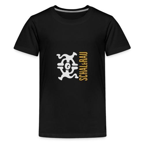 logoweisz - Teenager Premium T-Shirt