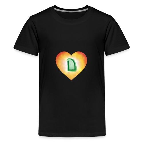 Dats Dramatic - Teenage Premium T-Shirt