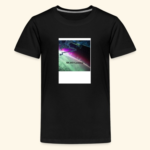 MCHD Gaming - Teenage Premium T-Shirt