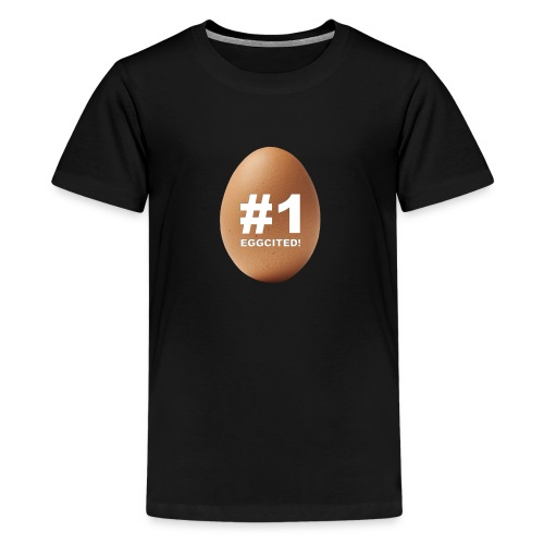 EGGCITED - Teenager Premium T-shirt