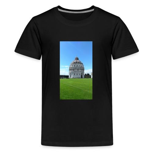 Pisa mágica - Camiseta premium adolescente