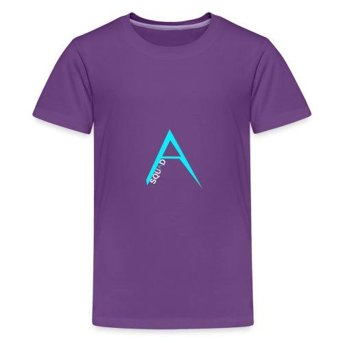 ANGISTEF SQUAD LOGO - Premium-T-shirt tonåring