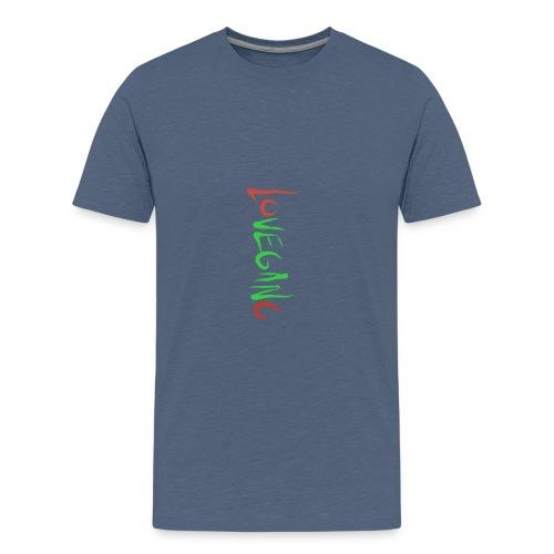 Lovegang - Teinien premium t-paita