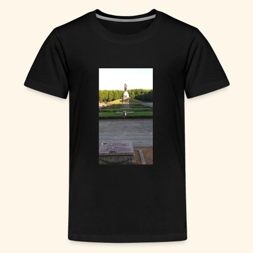 Mahnmal gegen den Krieg - Teenager Premium T-Shirt