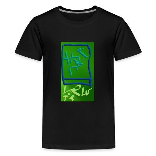 Hg - Teenager Premium T-Shirt