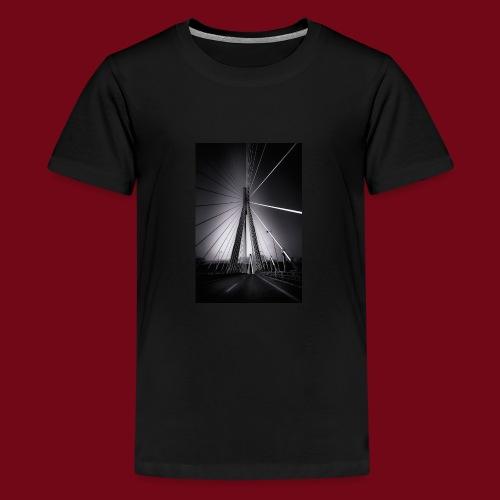 Rio-Andirrio-Brücke - Teenager Premium T-Shirt