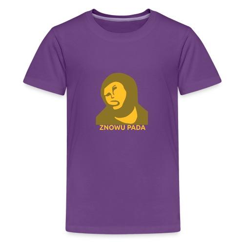 Znowu pada Jeżus z Borja - Koszulka młodzieżowa Premium