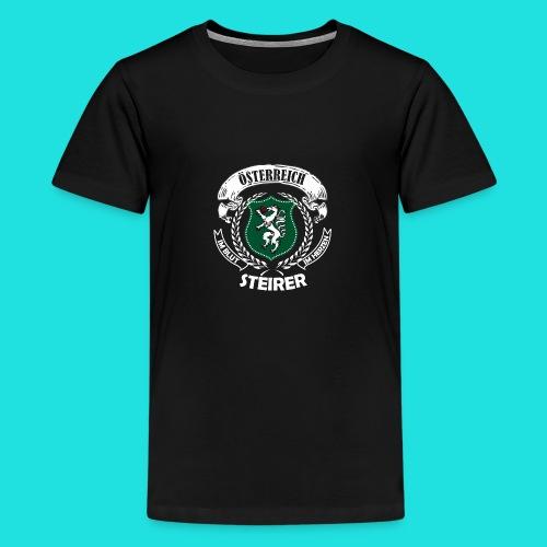 Steirer - Teenager Premium T-Shirt