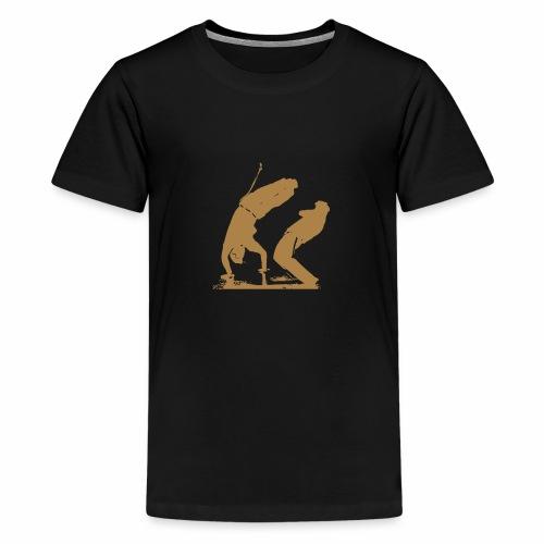 jeu de capoeira - T-shirt Premium Ado
