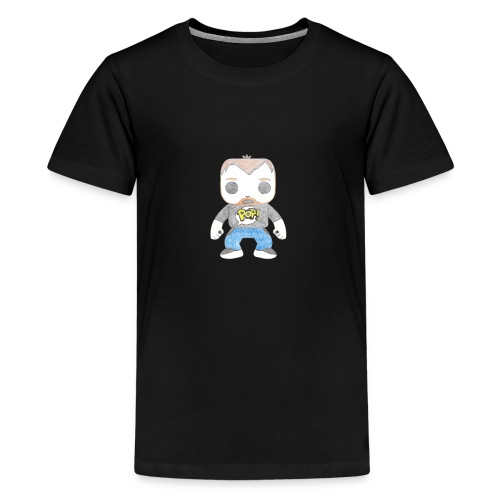 gareth's unboxings 2 - Teenage Premium T-Shirt