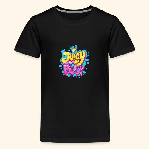 Juicy as Busy - Camiseta premium adolescente