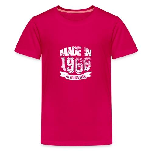 Made in 1966 - Camiseta premium adolescente