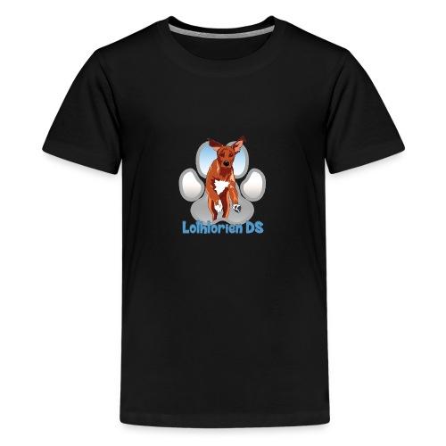Lothlorien - Teenage Premium T-Shirt