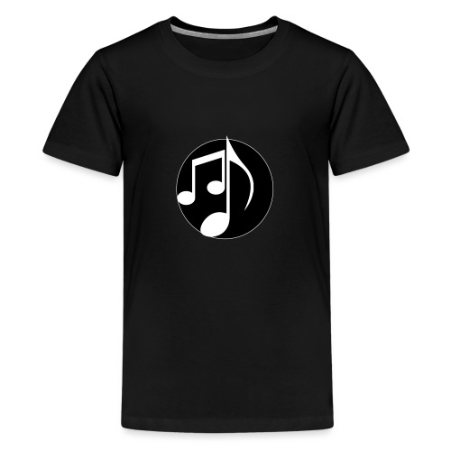 music note: MIGI WEAR - Teenager Premium T-shirt