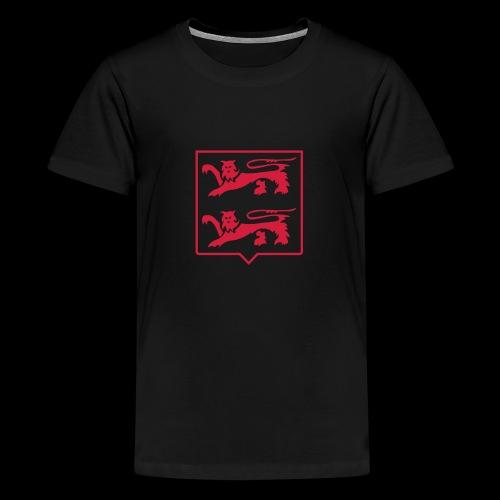lions de Normadie - T-shirt Premium Ado