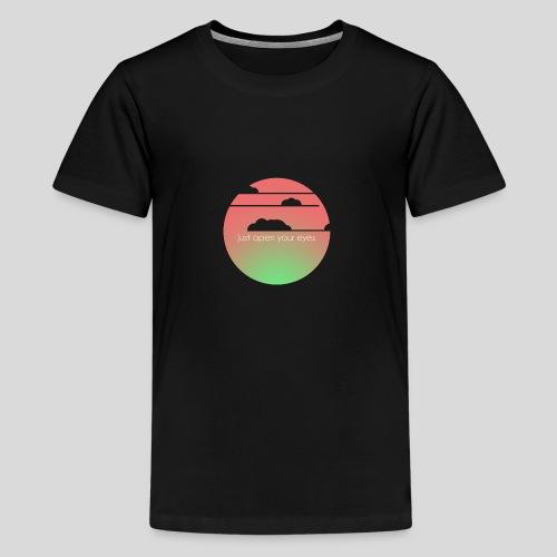Eyes - T-shirt Premium Ado