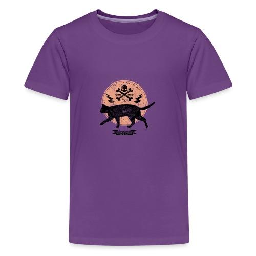 Catwalk - Teenager Premium T-Shirt