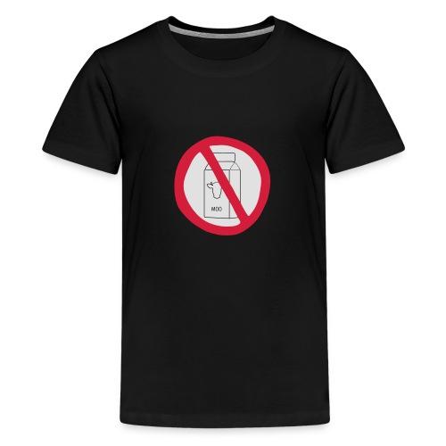 no milk - Teenager Premium T-Shirt