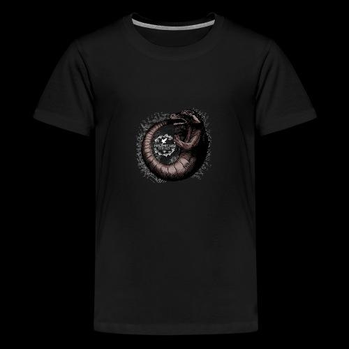 Summerisle Logo - Teenage Premium T-Shirt