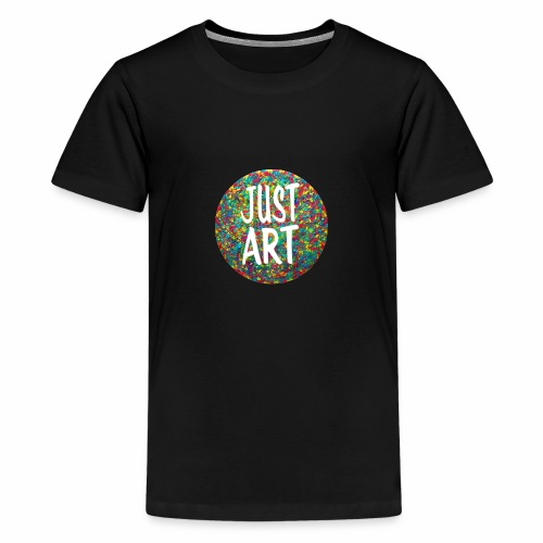 Kunst Edih Lassiat - Teenager Premium T-Shirt