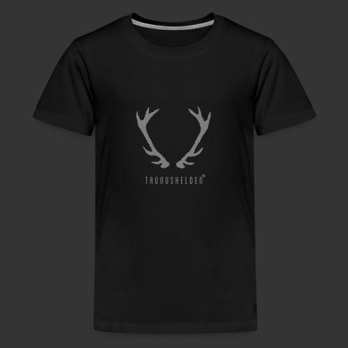 Silver Helden - Teenager Premium T-Shirt