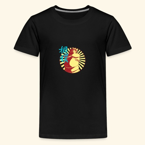 Le Sumo Cowboy - T-shirt Premium Ado