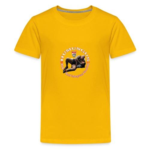 humungus kampf 2 - Teenager Premium T-Shirt