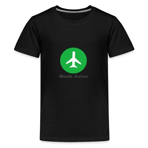 Mode Avion - T-shirt Premium Ado