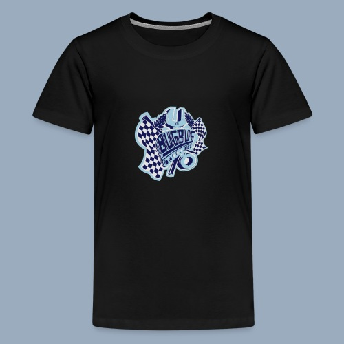 bUGbUs.nEt ILLU - Teenage Premium T-Shirt