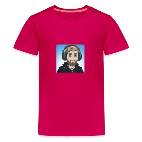KalzAnimated - Teenager premium T-shirt