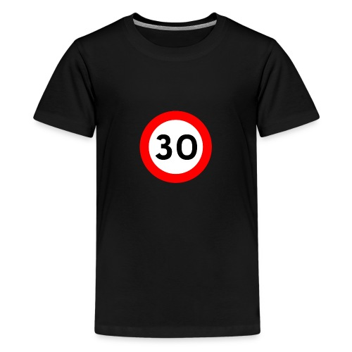 30 bord png - Teenager Premium T-shirt