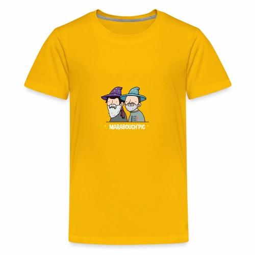 Marabouch'pic - T-shirt Premium Ado
