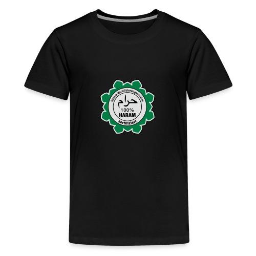 Haram Shirt No 3 - Teenager Premium T-Shirt
