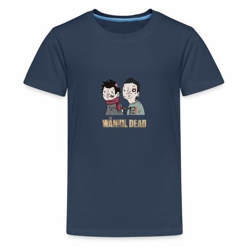 The Wankil Dead - T-shirt Premium Ado