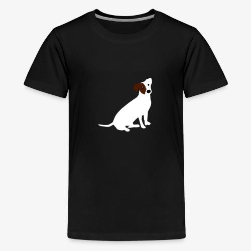 kleiner Hund - Teenager Premium T-Shirt