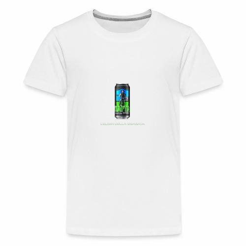 Nafta Energy Drink - Maglietta Premium per ragazzi