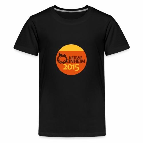 Kerwe Shirt 2015 - Teenager Premium T-Shirt
