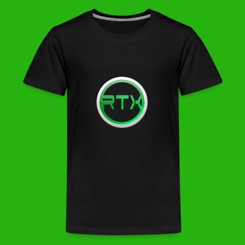 Logo Shirt - Teenage Premium T-Shirt