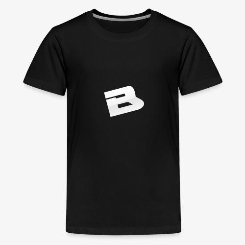 Tasse Blues - T-shirt Premium Ado