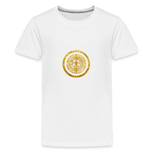 Ikko Ikki Mon Japanese clan - Teenage Premium T-Shirt
