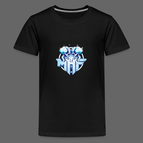 MHF New Logo - Teenage Premium T-Shirt