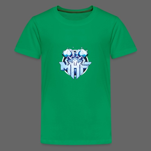 MHF New Logo - Teenage Premium T-Shirt