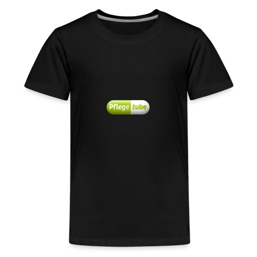 Pflegetube Logo Tasse - Teenager Premium T-Shirt