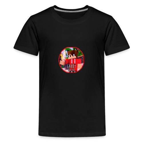 4 gif - Teenager Premium T-Shirt