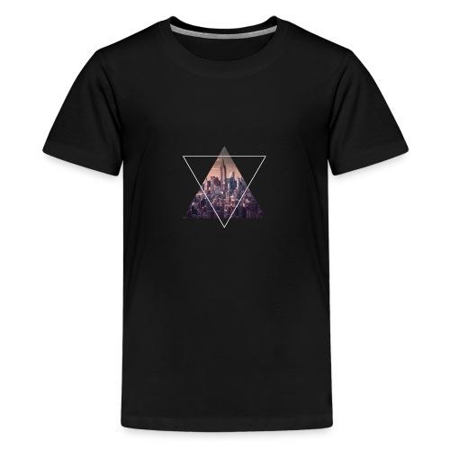 Ny png - T-shirt Premium Ado