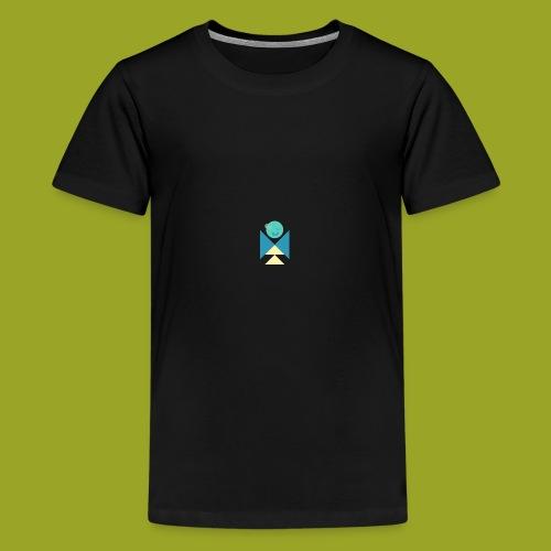 Miss Neckle - Teenage Premium T-Shirt