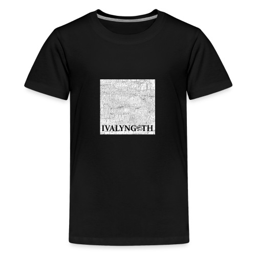 IvalynGoth Jersey - Teenager Premium T-shirt