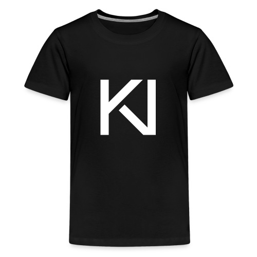 KV Logo png - Teenage Premium T-Shirt