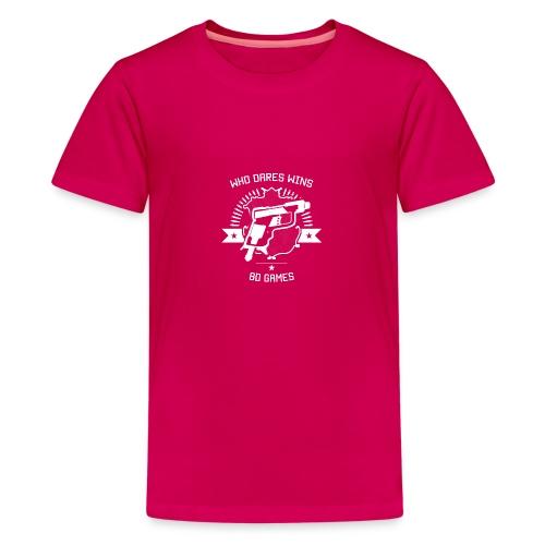 8DArmy v006 png - Teenager Premium T-shirt