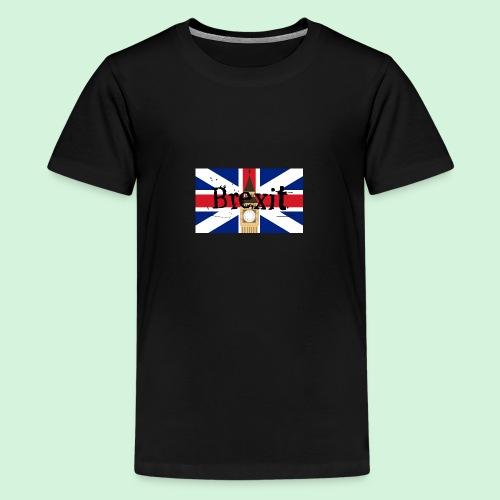 brexit - Maglietta Premium per ragazzi